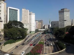 Sao Paulo Downtown