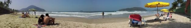 Praia de Pernambuco (Guarujá)